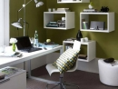 Green office study